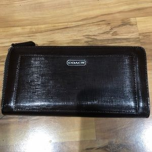 Coach  wallet like new